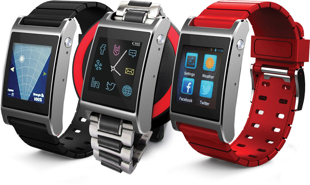 Android Smartwatches; The Future of Wireless Technology