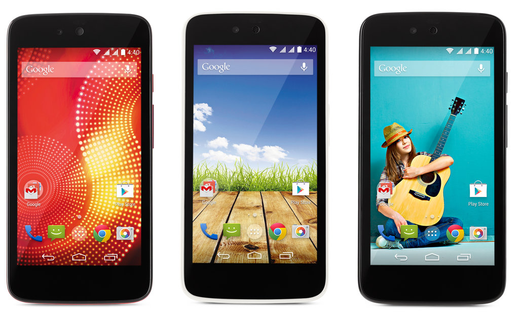 Android One Smartphones Android 5 1 Operating System