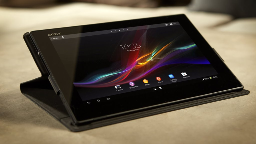Sony Xperia Z4 Tablet Release Date and Specs