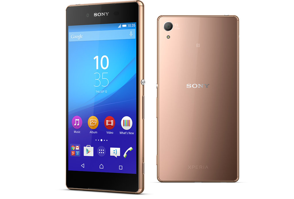 with the sony xperia z3 plus price in india power