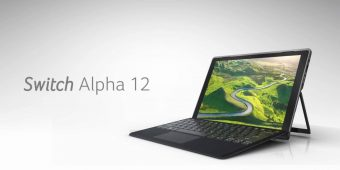 Acer Tablet Reviews - Switch Alpha 12