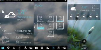 Android Weather Apps Review - 1Weather