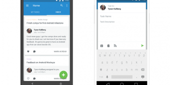 Android Productivity Apps Review - Asana