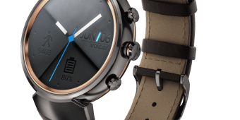 #1 in Our New Android Smartwatch List - Asus Zenwatch 3