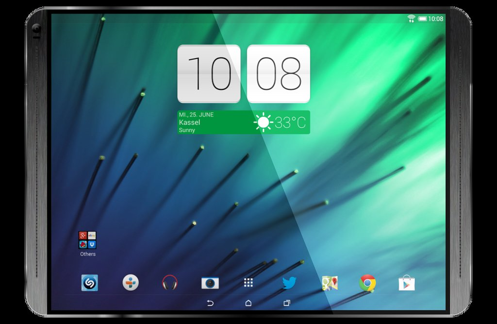 HTC on the Road with New Tablet