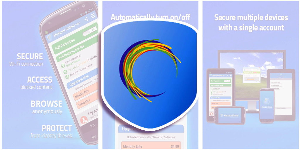 Hotspot Shield VPN Android App Review