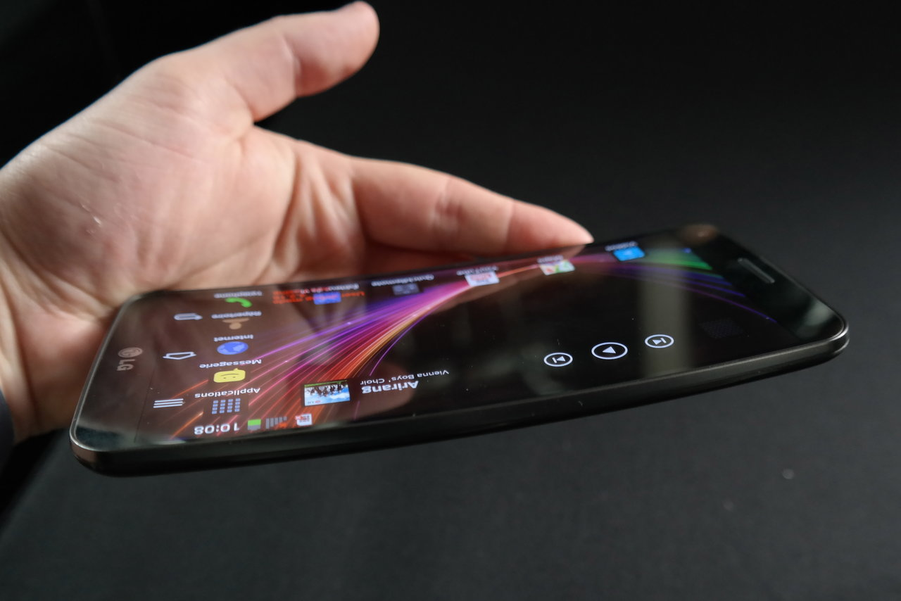 New LG G Flex 2 Rumors on the 90 Degree Bendable Display