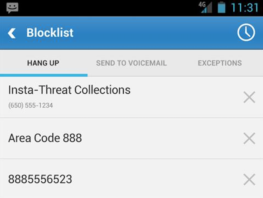 Mr. Number-Block Calls & Spam Android App Review