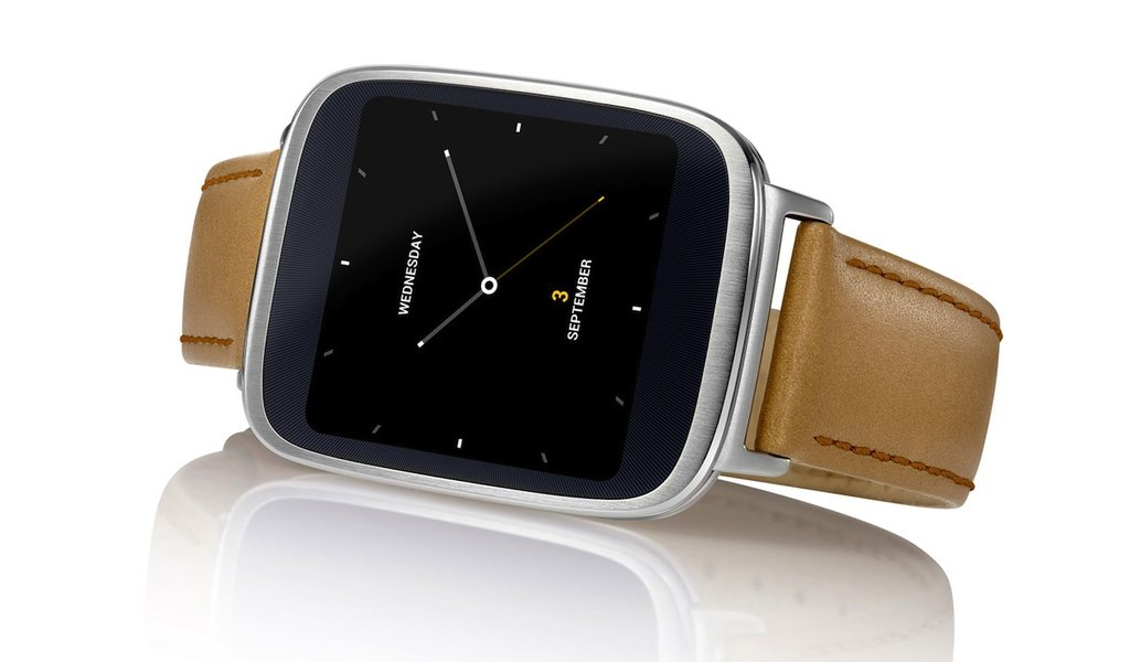 5 Reasons Why the Asus ZenWatch is the Top Android Wear Smartwatch