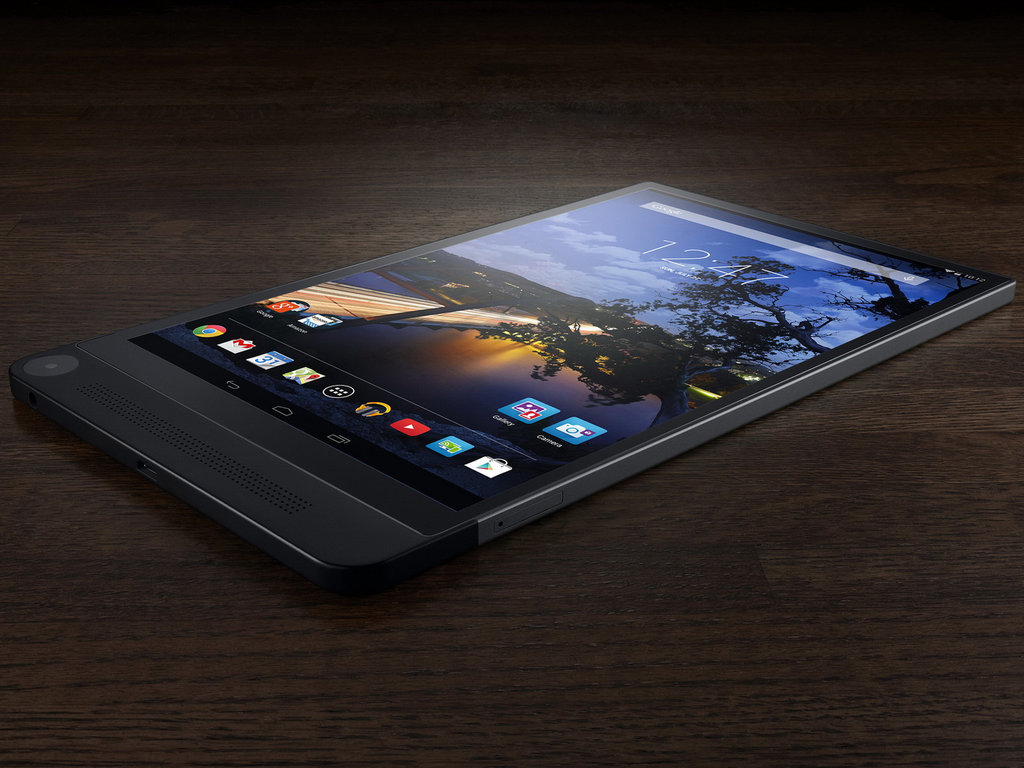 New Dell Venue 8 7000 Android Tablet Shows off a Unique Design