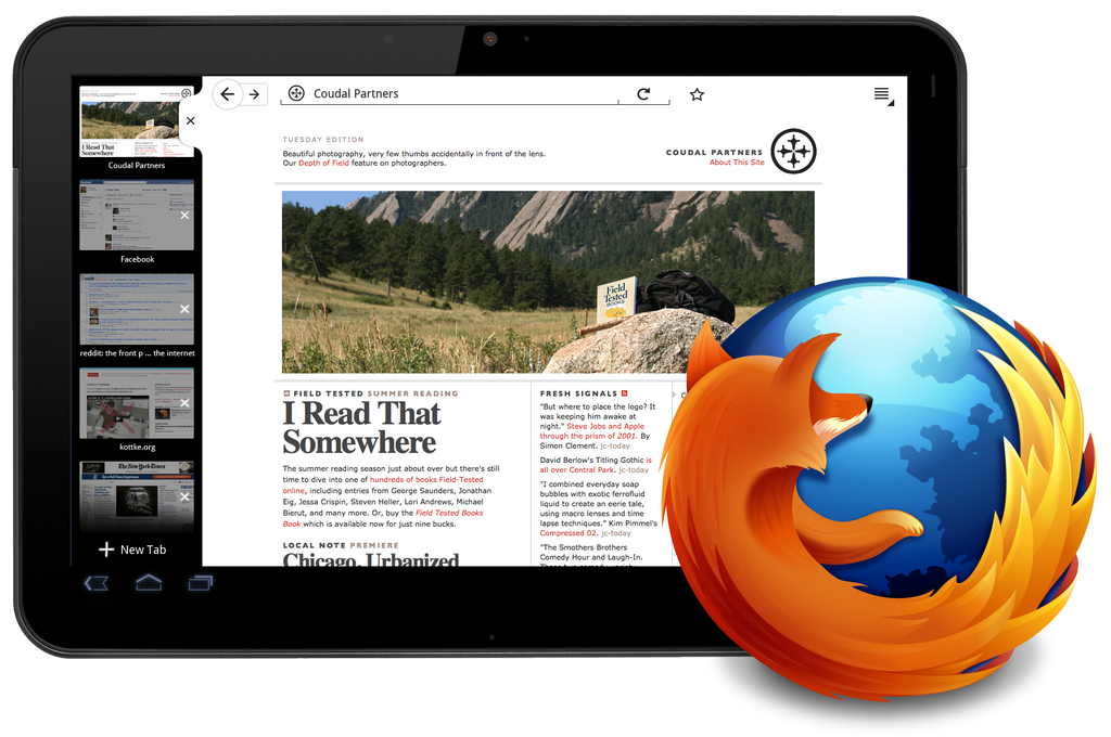 Firefox Android App Review and Free Download