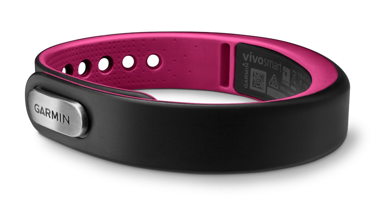 The Garmin Vivosmart Gets the Nod for the Top Fitness Tracker Money Can Buy
