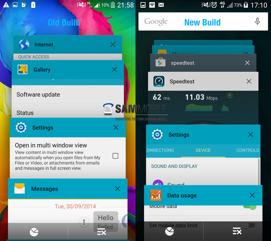 LG G3 Android 5.0 Lollipop Release Update