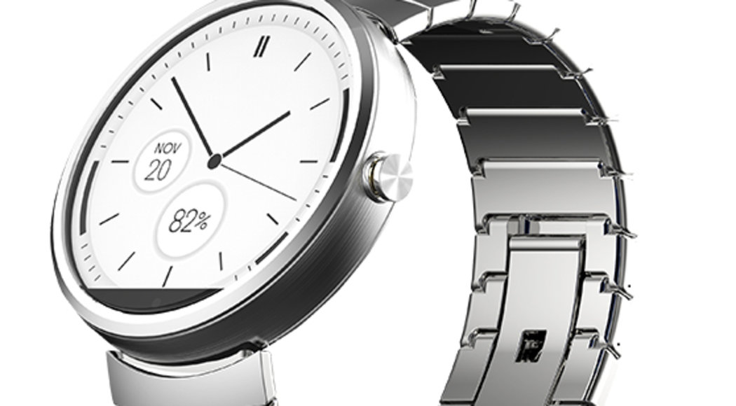 Moto 360 Android Smartwatch Review; Specs, Features, Price