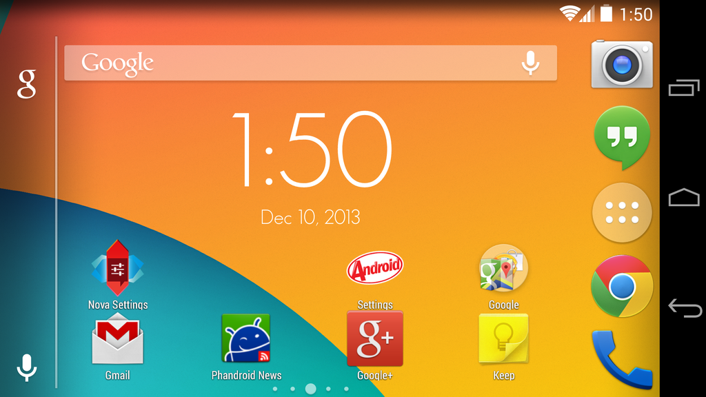 Nova Launcher Android App Review and Download