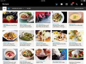 Pepperplate Recipe, Menu and Cooking Planner Android App