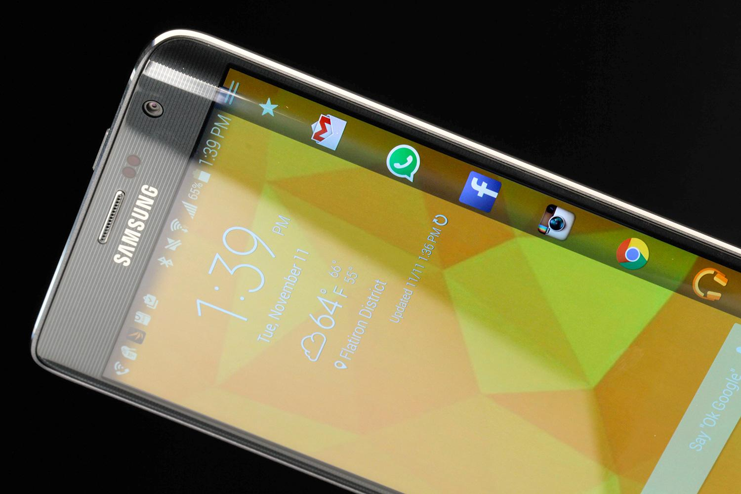 Verizon Galaxy Note Edge Price the Cheapest Of any US Carrier
