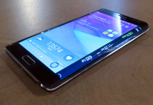 Verizon Samsung Galaxy Note Edge Release