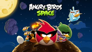 Angry Birds Space Android Game App Review and Free Download