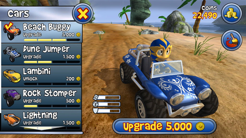 Beach Buggy Blitz Android Game App Review and Free Download