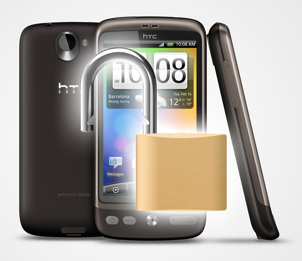 Instantly Unlock HTC Phones For Cheap, without Software