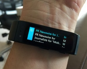 Microsoft Band Smartwatch; Specs, Features, Release Date