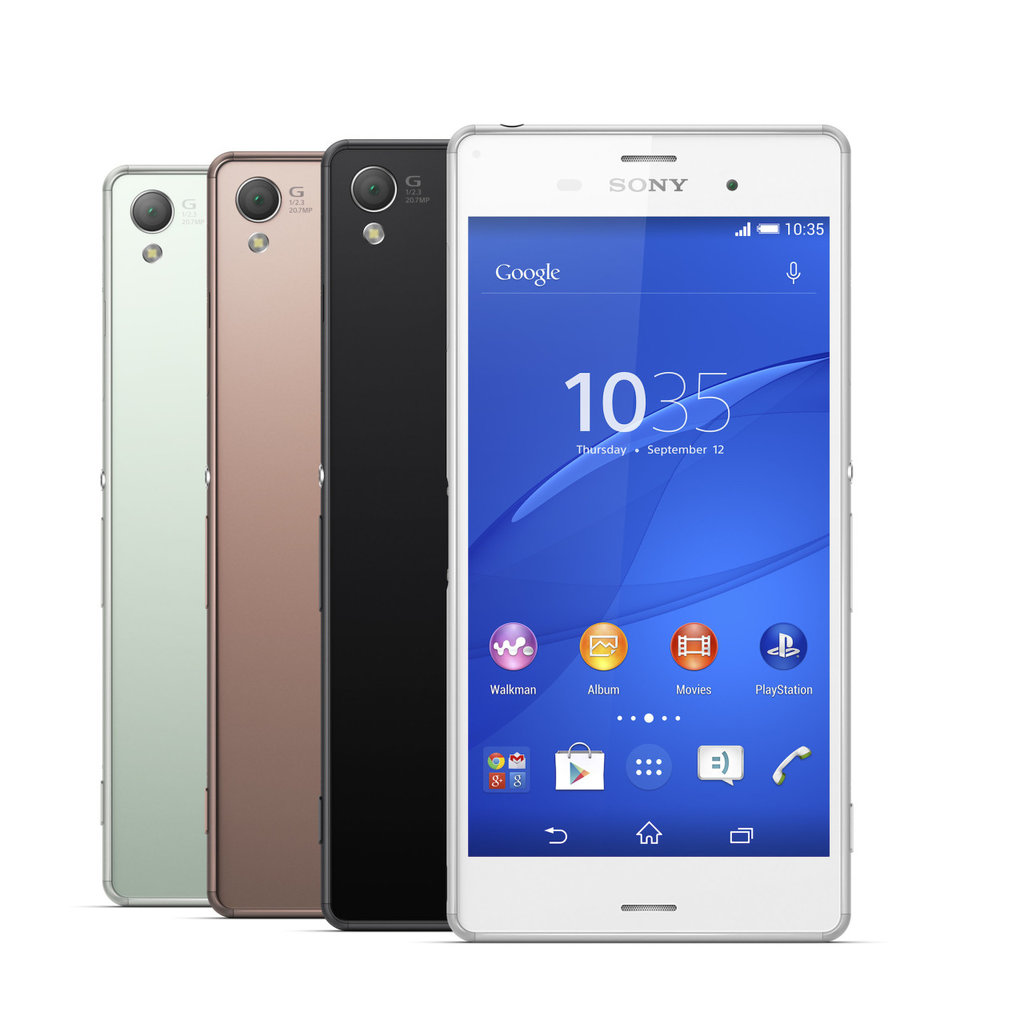 Rumors; Sony Xperia Z4 Specs to Feature 21 MP Rear and 7 MP Front Camera