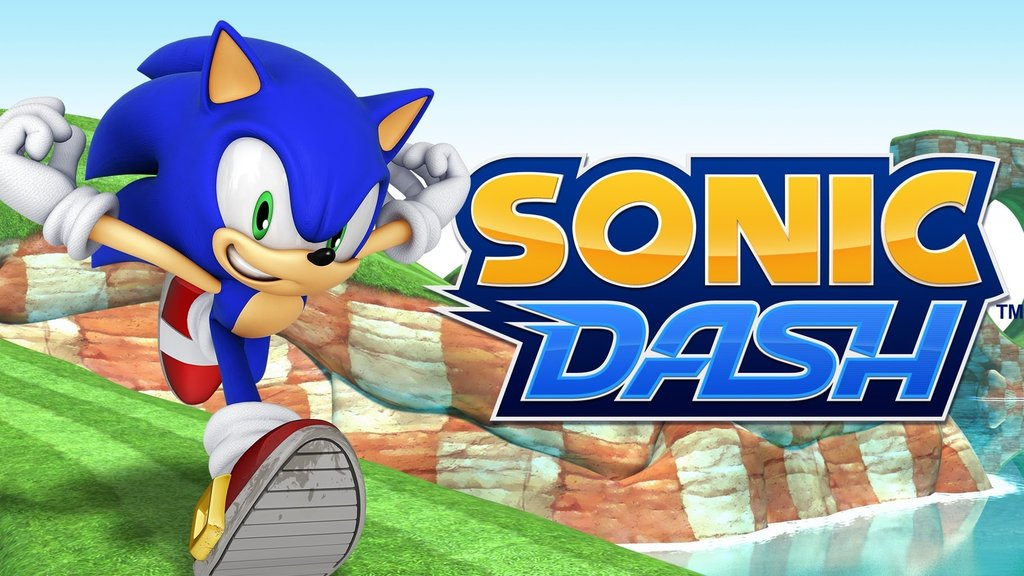 Sonic Dash Android Game App Review and Free Download