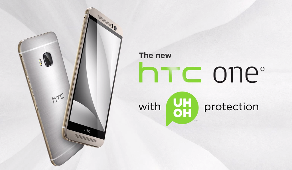HTC One M9 Sales with Uh-Oh Protection Starts March 27th