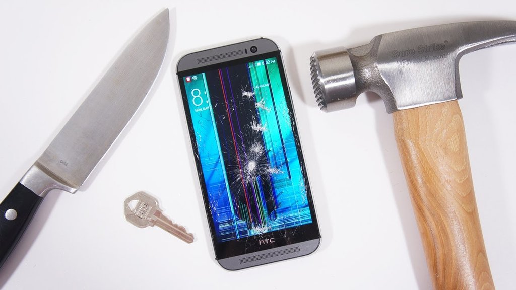 HTC Uh-Oh Protection Program Will be Available for New M8 and M9 Purchases