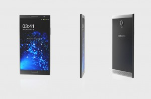 Samsung Galaxy S6 and S6 Edge Concept Design Finally Official