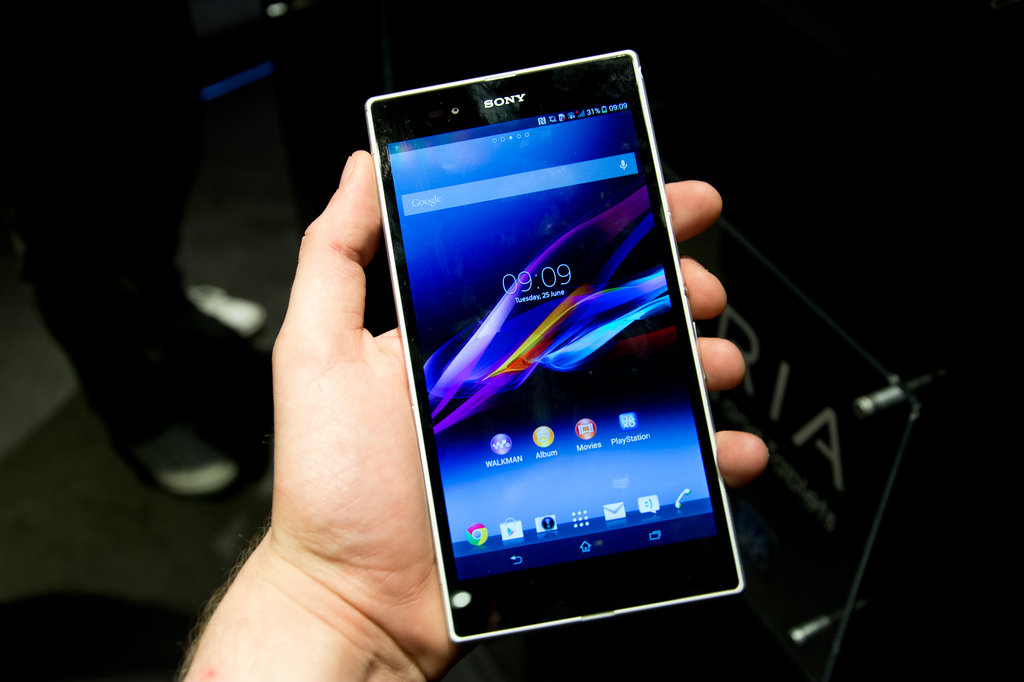 Sony Xperia Z4 Ultra Smartphone Rumored to be the Largest Phablet