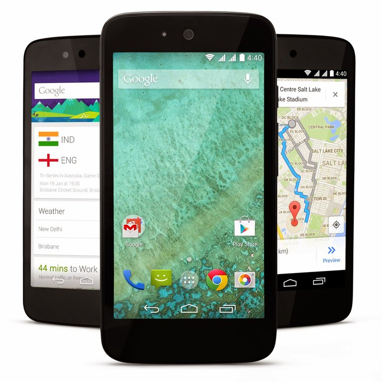 Surprise Android 5.1 Release on Android One Smarpthones in Indonesia