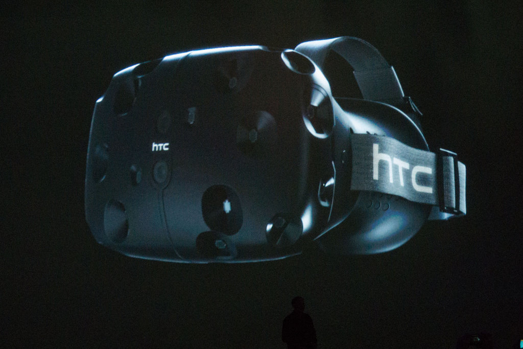 The HTC Vive Looks to Change the Face of Virtual Reality and Directly Compete with Oculus Rift