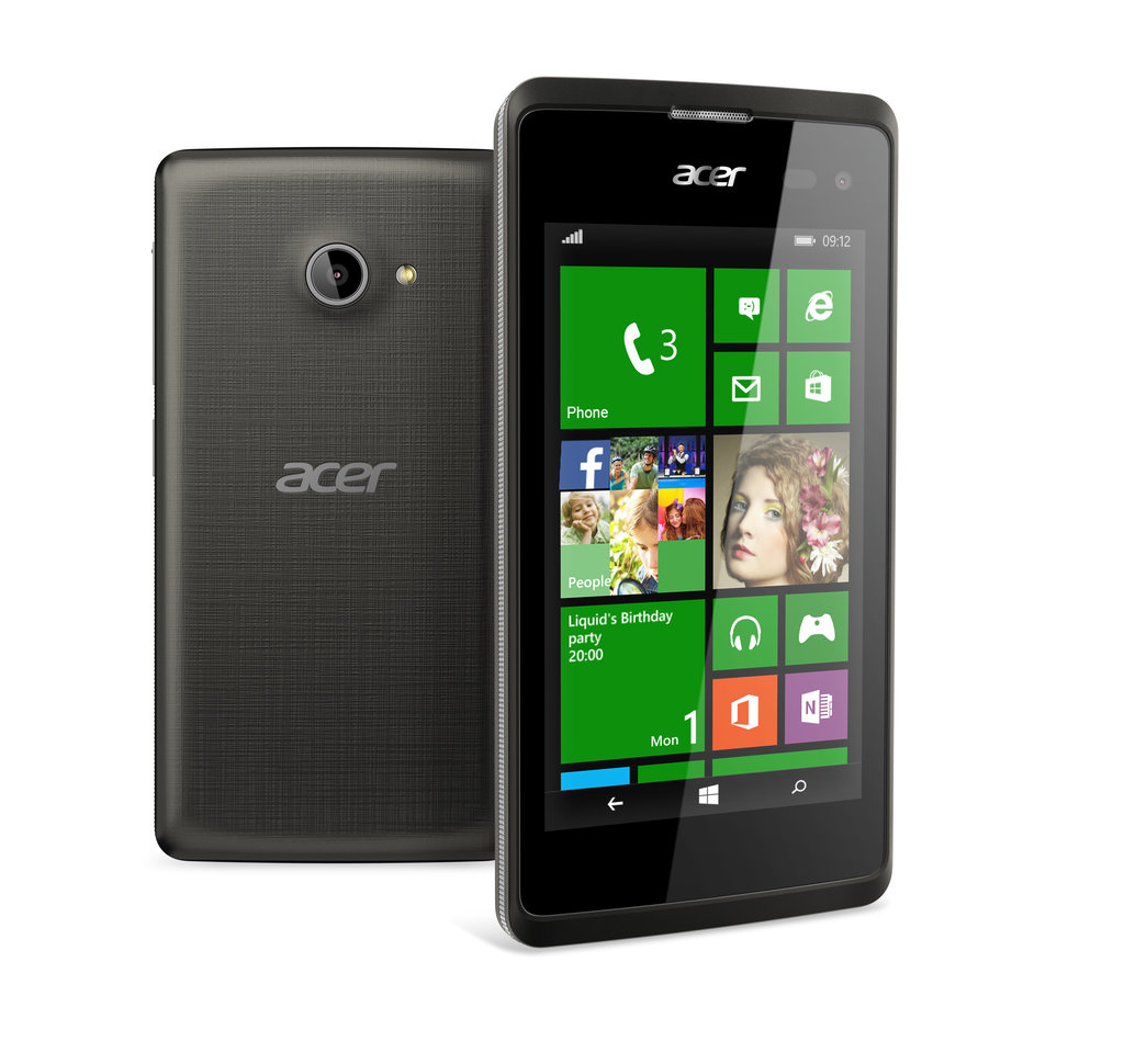 New $80 Acer Liquid M220 and Liquid X2 Smartphones Release this June