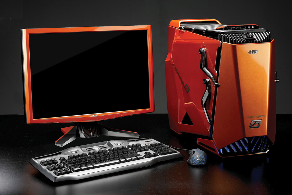 Acer Predator Computers and Tablets Looks to Enhance PC Gaming in 2015