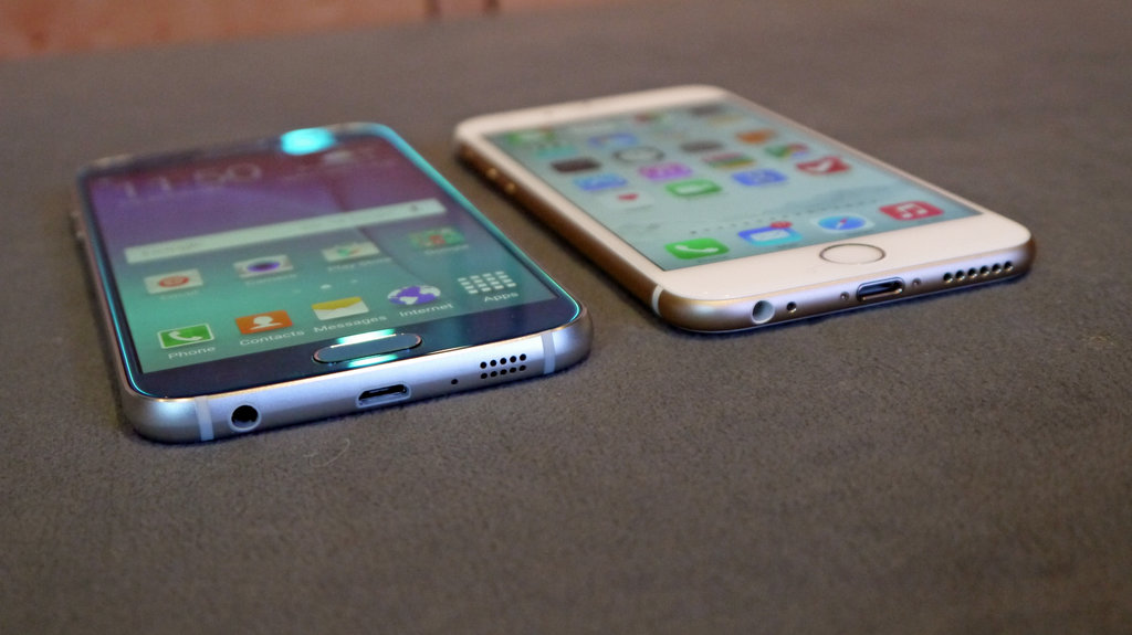 Comparing the iPhone 6 and Galaxy S6 Specs and Price; Read this Before You Buy