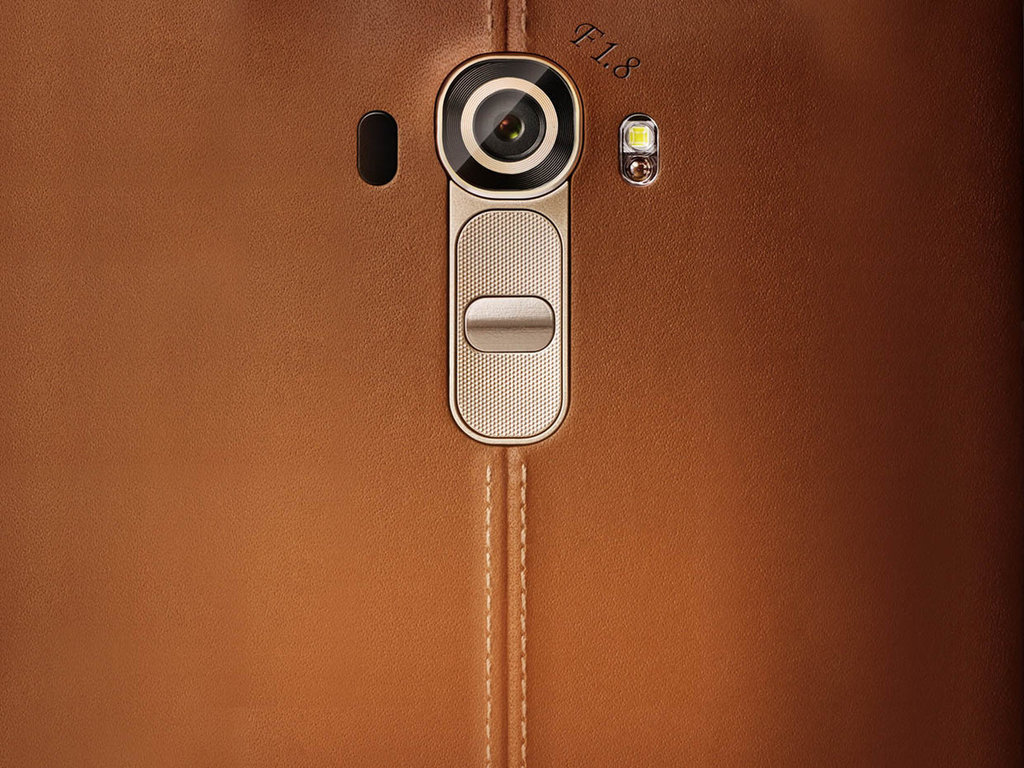 New Leak on the LG G4 Leather and Plastic Version with a Removable Back