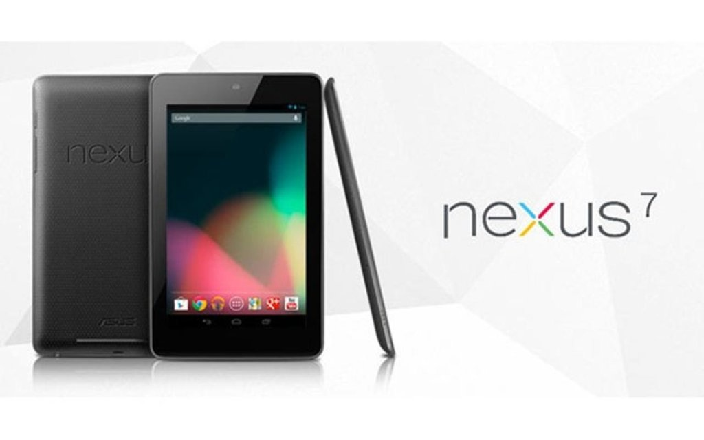 First Glimpse of the Nexus 7 Android 5.1 Update, Release Date Now