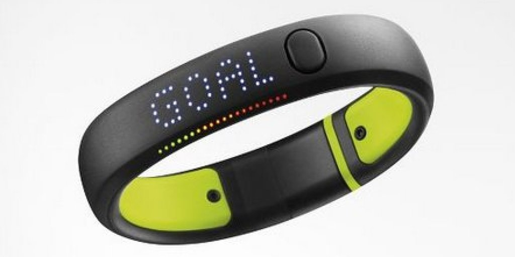 The Nike Fuelband SE is a Slight Improvent Over the Original