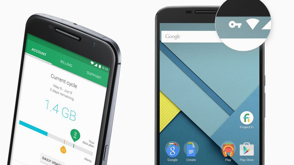 Project Fi Android App Now Avaialable in the Google Store, You Can Install it, but Can't Use It