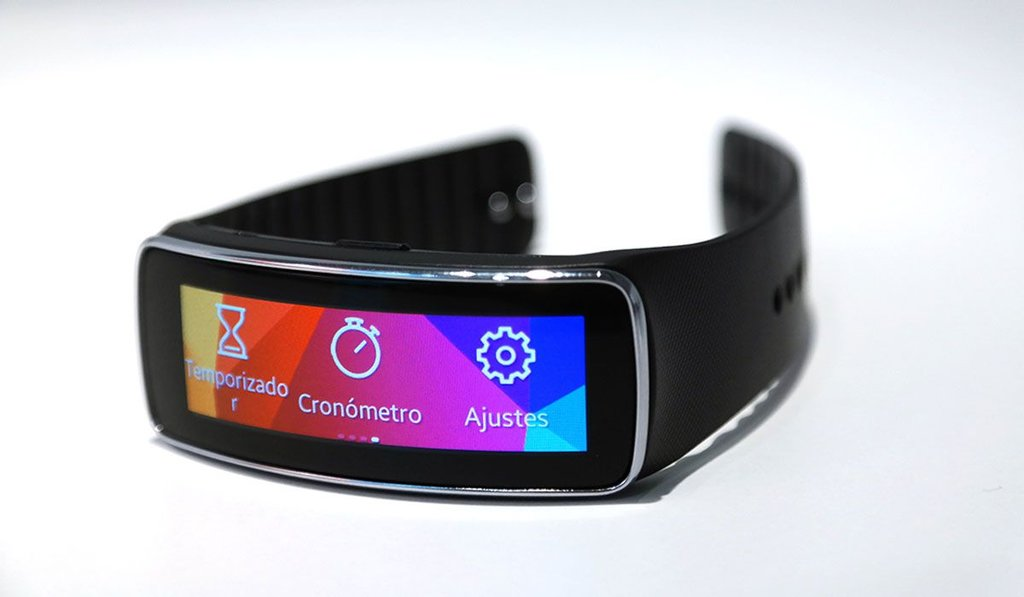 Samsung Gear Fit Price Drop Amazon Exclusive $119 with Free Shipping