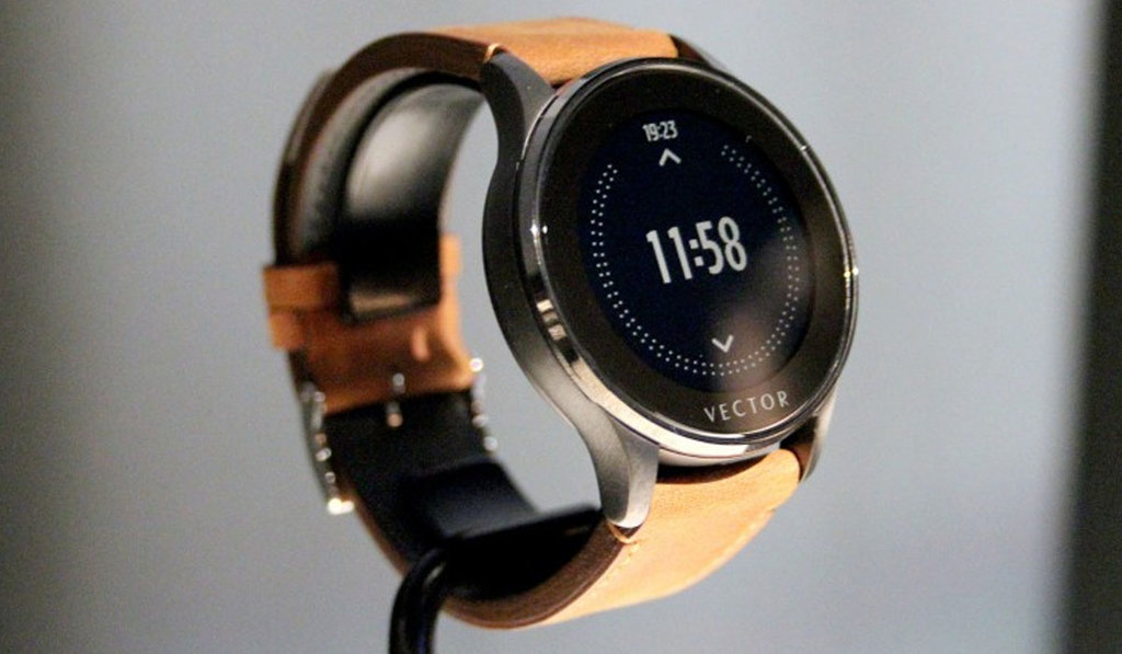 Vector Smartwatch; The First 30 Day+ No Charge Smartwatch, IOS and Android Compatible