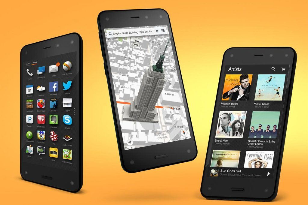 Amazon Fire Phone 2 Looks to Improve on the 170 Million Dollar Loss with the Original Fire Phone