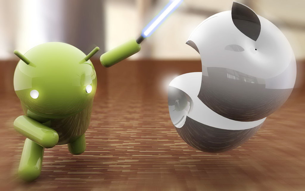 Android Market Share Tops Apple in the US During Q1 of 2015, Again