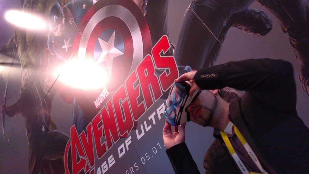 Gear VR Innovator Meets the Avengers in this Exclusive Samsung Video Preview