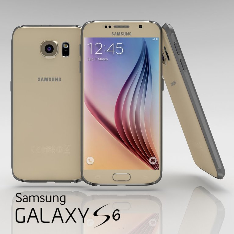Gold Samsung Galaxy S6 and S6 Edge Release in Canada, Now