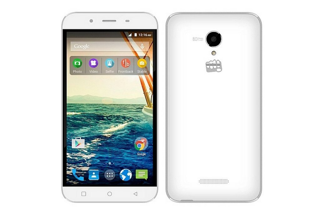 India Micromax Canvas Doodle 4 Specs, Features, Price, Release Date