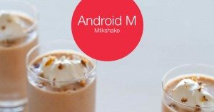 Name for Android M Still Unknown, But No Milkshake