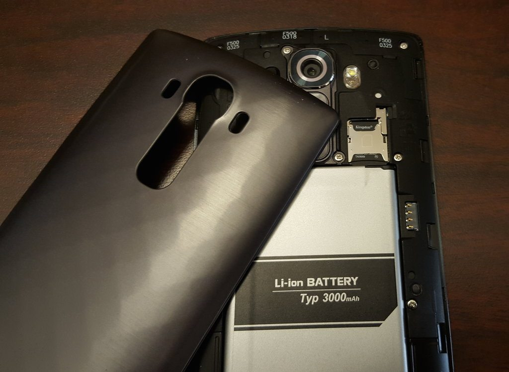 New LG G4 Promo Doubles the Battery Life and Memory, and Gives you an Extra Charger for Free